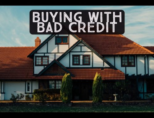 Buying With Bad Credit